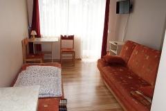 Pokój nr 7 na drugim piętrze