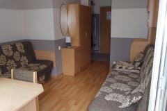 Pokój nr 1 na pierwszym piętrze